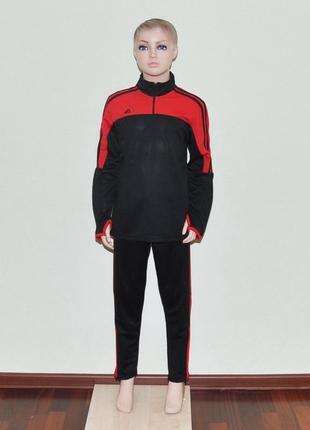 Футбольный тренировочный костюм red jb для детей (1777)