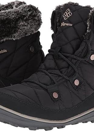 Зимние ботинки columbia omni-heat р. 40,5 ст. 27