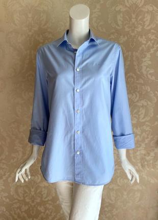 Michael kors оригинал голубая рубашка oversize