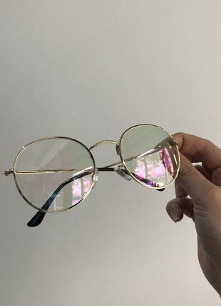 Компьютерные очки для компьютера с защитой антиблик, окуляри для пк з захистом