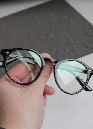 Компьютерные очки для компьютера с защитой глаз антиблик, окуляри для пк антиблік