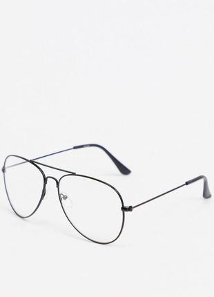 👓 окуляри з прозорим склом😎