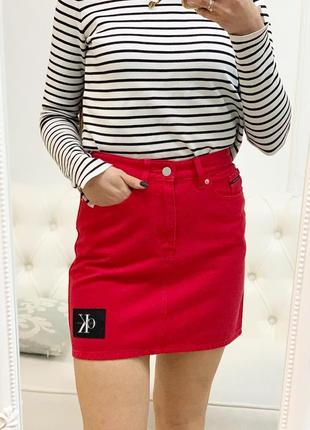 Новая юбка calvin klein оригинал