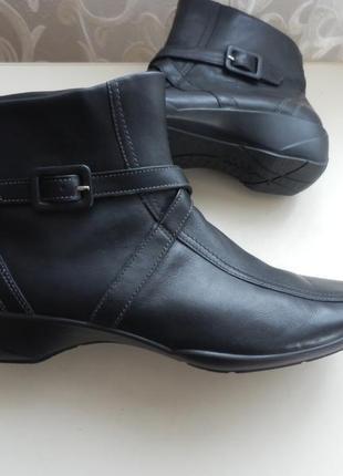 Кожаные ботинки ecco 41-42р 27,5см
