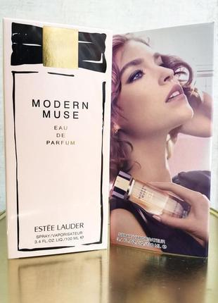 Оригинал 🎀 estee lauder modern muse, edp 100 ml, эсти лаудер, парфюм, духи
