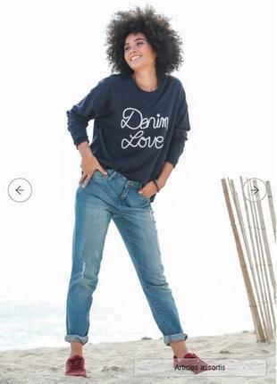 Брендовые женские коттоновые джинсы john baner индонезия