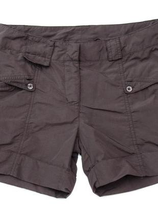 Короткие шорты jack wolfskin. размер s
