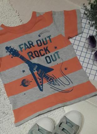 Дитяча футболка  babygap на 3-4 роки. 🎁 1+1=3