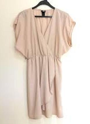 Летнее лешкое платье h&m