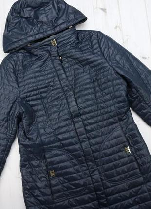 Женская стеганная куртка qarlevar, р. 3xl