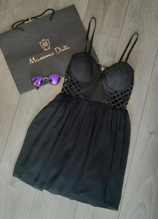 Маленькое черное платье new look 12p
