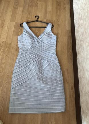 Шикарное платье футляр крутого бренда mascara новое. супер!