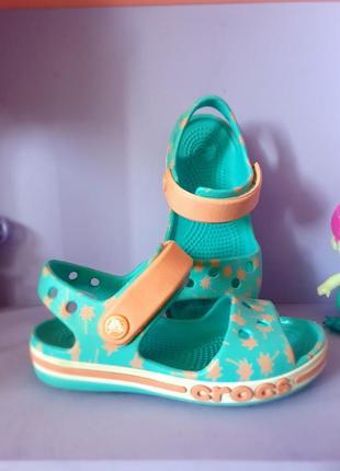 Босоножки   сандалии crocs