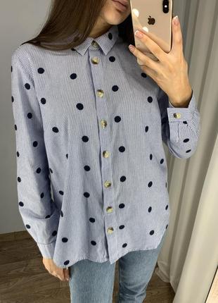 Натуральная рубашка