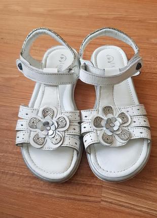 Босоножки сандали на девочку