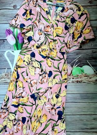 Стильное нежное платье мили батал