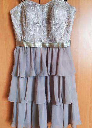 Вечерние платья от дорогого бренда новое