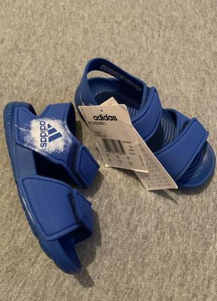Босоножки аквашузы adidas
