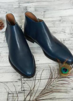 Ботинки натуральная кожа италия челси everlane