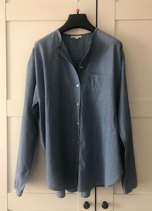 Блузка рубашка женская cos / размер 38 / хлопок / торг