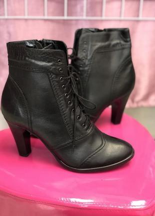 Распродажа кожаные ботинки