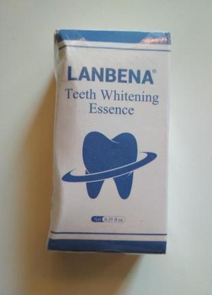 Уценка сыворотка, эссенция, средство для отбеливания и удаления зубного налета lanbena