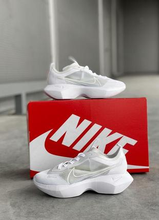 Nike vista lite white белые женские кроссовки наложенный платёж купить кросівки віста