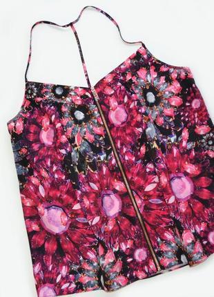 Блуза в цветы от ted baker