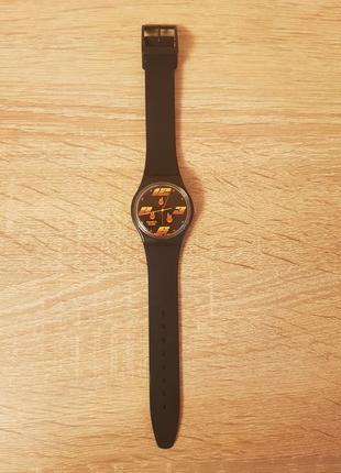 Часы swatch fire guard again