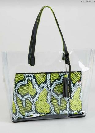 Сумка, летняя сумка, силиконовая сумка, прозрачная сумка, пляжная сумка
