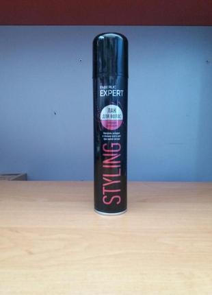 -35% лак для волос сильная фиксация styling faberlic фаберлик лак фаберлік