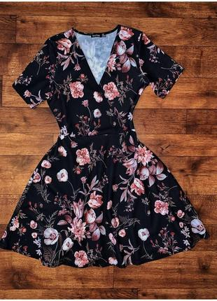 Прекрасное платье от boohoo🧡