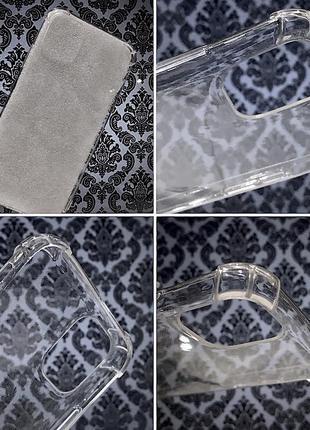Прозрачный противоударный защитный чехол чохол tpu для apple iphone айфон 11/pro/pro max10 фото