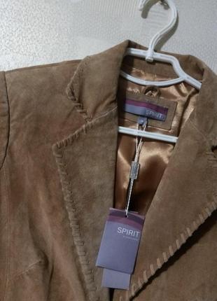Пиджак куртка натуральная