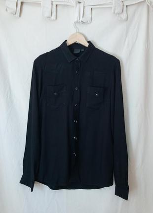 Рубашка из вискозы asos