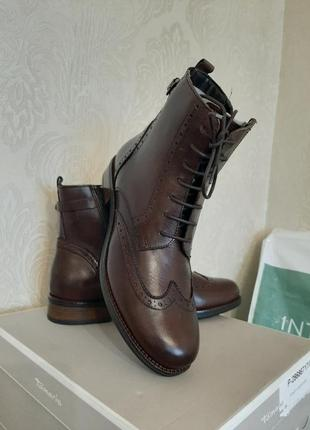 Ботинки женские 39р