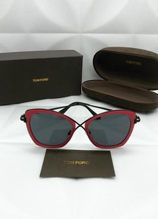 Солнцезащитные очки женские tom ford