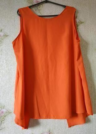 Яркая летняя блузка # блузка большого размера # f&f