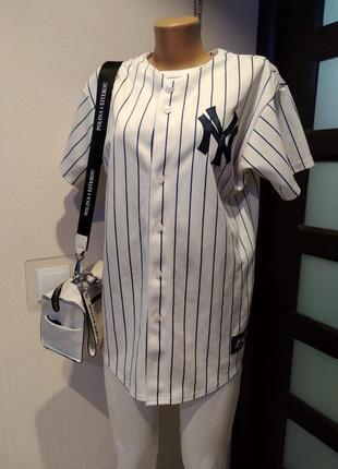 Стильная спортивная блузка рубашка кофта кардиган оверсайз