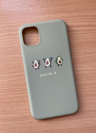 Новий чехол для iphone 11