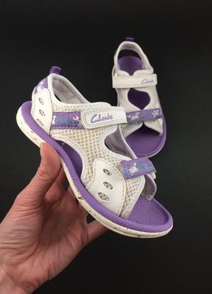 Clarks doodles босоножки сандалии