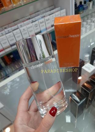 Парфюм / духи / парфуми жіночі clinique happy !