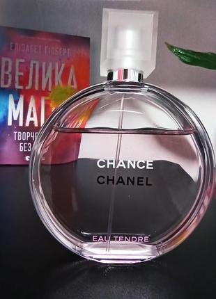 Chance eau tendre, chanel (розпив) оригінал, особиста колекція