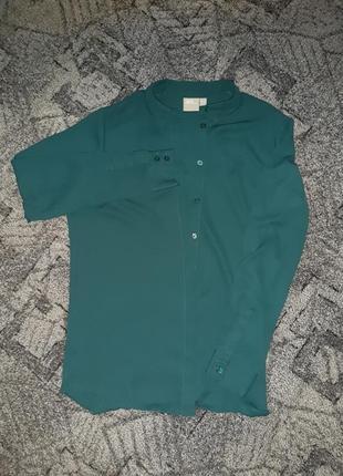 Шифоновая рубашка от asos