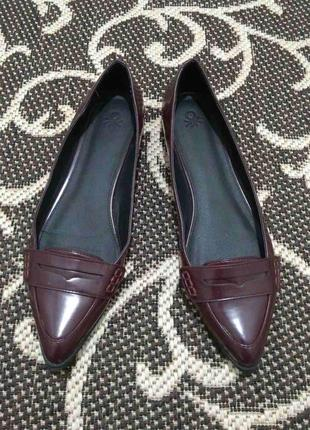 Фирменные женские туфли united colour of bennetton