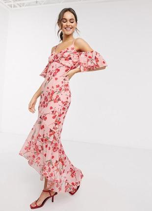 Красиве плаття , сарафан на бретелях lucy paris
