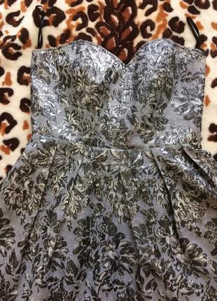 Нарядное платье 🌺