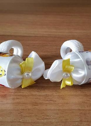 Резинки для волос конфетки m&m's
