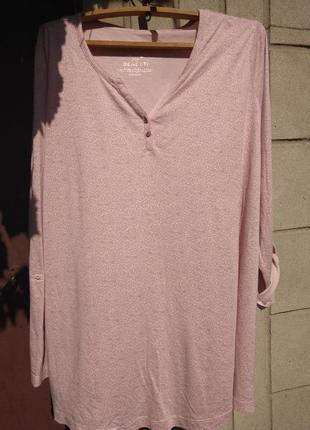 Стильный реглан, футболка  gina benotti