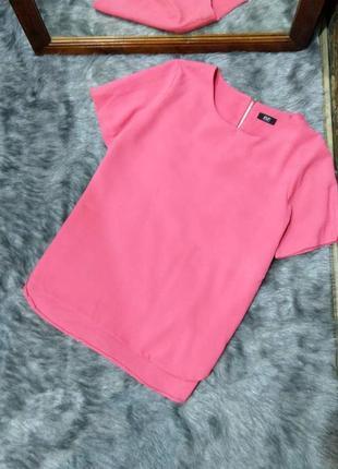 Sale блуза топ кофточка прямого кроя f&f